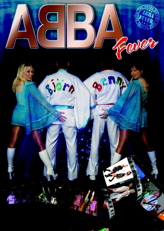 ABBA Fever Tribute Night – Friday 8th June 2018