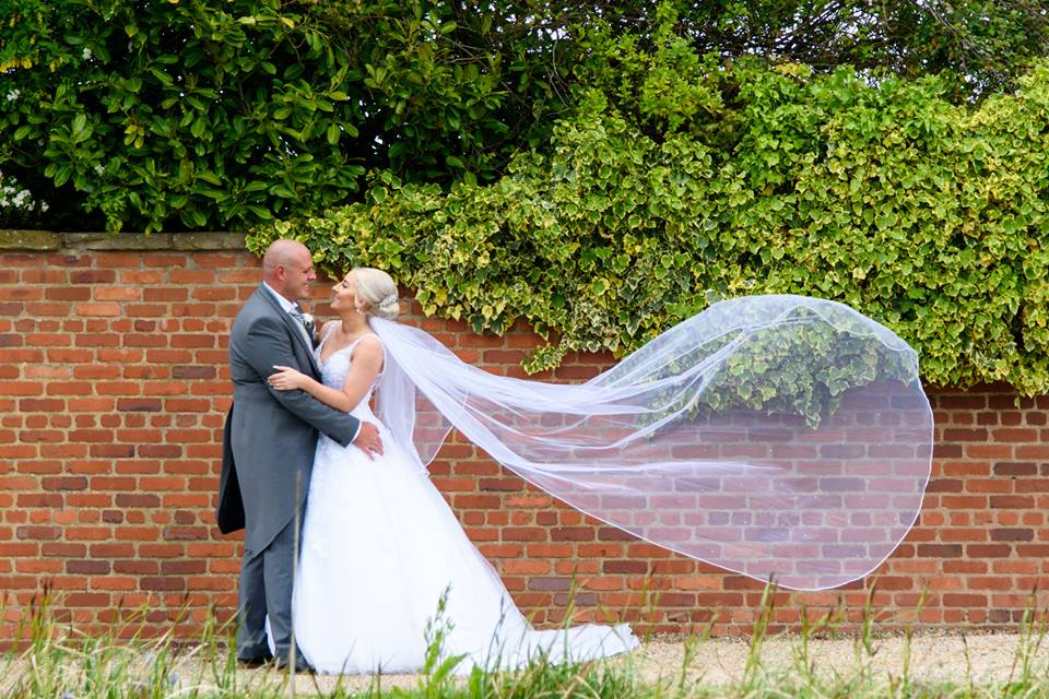 Nottinghamshire Couple Crowned Wedding of the Year Winners