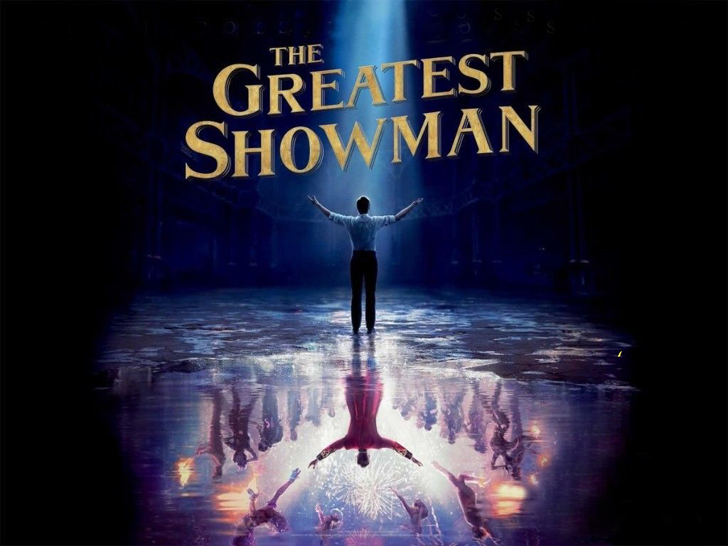 The Greatest Showman Evening, Friday 26th April 2019
