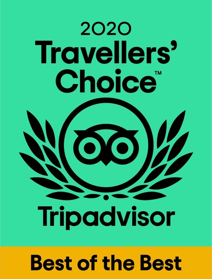 The Nottinghamshire Golf & Country Club Awarded Trip Advisors 'Travellers Choice' for 2020!